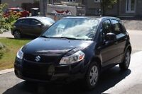 2011 Suzuki SX4 Hathback Berline