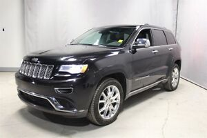 2014 Jeep Grand Cherokee 4WD SUMMIT Diesel,  Leather,  Heated Se