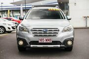 2016 Subaru Outback B6A MY16 2.0D CVT AWD Premium Ice Silver 7 Speed Constant Variable Wagon Mount Gravatt Brisbane South East Preview