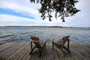 4 Acres and Stunning Home on Upper Rideau Lake Kingston Kingston Area image 10