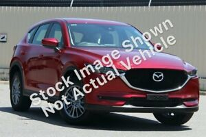 2019 Mazda CX-5 MY19 (KF Series 2) Touring (4x4) Soul Red Crystal 6 Speed Automatic Wagon Kirrawee Sutherland Area Preview