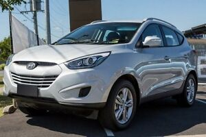 2015 Hyundai ix35 LM3 MY15 Active Platinum Silver 6 Speed Sports Automatic Wagon Slacks Creek Logan Area Preview
