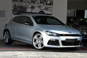 2014 Volkswagen Scirocco 1S MY14 R Coupe DSG Silver 6 Speed Sports Automatic Dual Clutch Hatchback Doncaster Manningham Area Preview