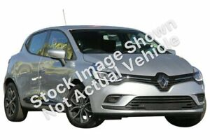 2018 Renault Clio IV B98 Phase 2 Zen EDC Grey 6 Speed Sports Automatic Dual Clutch Hatchback Osborne Park Stirling Area Preview