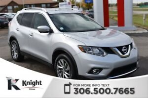 2014 Nissan Rogue SL AWD! Navigation! Back Up Camera! Low KMs!