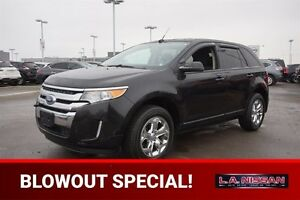2013 Ford Edge SEL ALL WHEEL DRIVE Heated Seats,  Bluetooth,