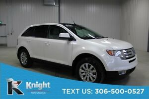 2010 Ford Edge Limited Navigation, Moon Roof