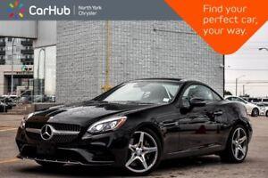 2017 Mercedes-Benz SLC 300|Sport Appearanc Pkg|H/K Audio|Heat Fr