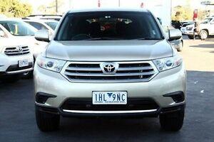 2013 Toyota Kluger Gold Sports Automatic Wagon Frankston Frankston Area Preview