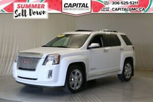2013 GMC Terrain Denali AWD*Leather*Sunroof*v6*Nav*