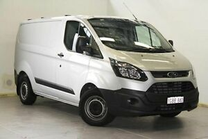 2015 Ford Transit Custom VN 290S (SWB) Moondust Silver 6 Speed Manual Van Osborne Park Stirling Area Preview