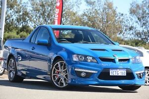 2012 Holden Special Vehicles Maloo E Series 3 MY12.5 Blue 6 Speed Manual Utility Mindarie Wanneroo Area Preview