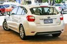 2015 Subaru Impreza G4 MY14 2.0i-L Lineartronic AWD White 6 Speed Constant Variable Hatchback Melville Melville Area image 2