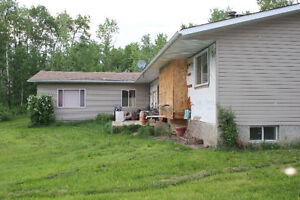 Selling due to health reasons a 3100 unfinished square foot home