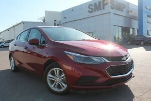 2017 Chevrolet Cruze LT -  Sunroof, Rem. Start, Bluetooth, Bose