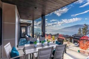 Walkout Rancher with Lake Okanagan view - no speculation tax