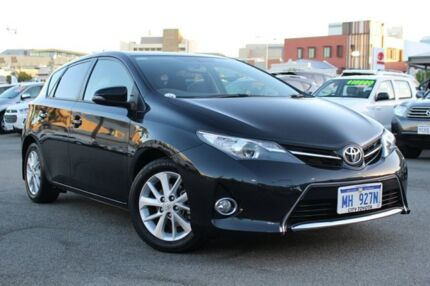 2012 Toyota Corolla ZRE182R Ascent Sport S-CVT Ink 7 Speed Constant Variable Hatchback
