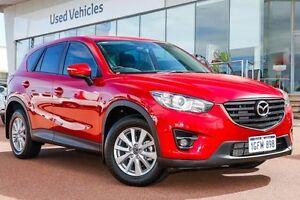 2015 Mazda CX-5 KE1022 Maxx SKYACTIV-Drive AWD Sport Soul Red 6 Speed Sports Automatic Wagon Wangara Wanneroo Area Preview
