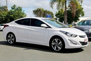 2014 Hyundai Elantra MD3 Premium White 6 Speed Sports Automatic Sedan Noosaville Noosa Area Preview