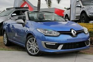 2015 Renault Megane III E95 Phase 2 GT-Line Cpe Cabrio Blue 6 Speed Constant Variable Convertible Kedron Brisbane North East Preview