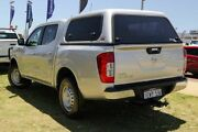 2015 Nissan Navara D23 RX Silver 7 Speed Sports Automatic Utility Wangara Wanneroo Area Preview