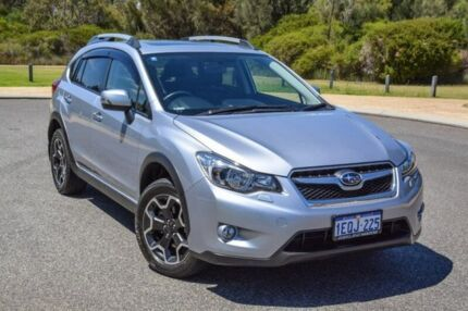 2014 Subaru XV G4X MY14 2.0i-S Lineartronic AWD Silver 6 Speed Constant Variable Wagon