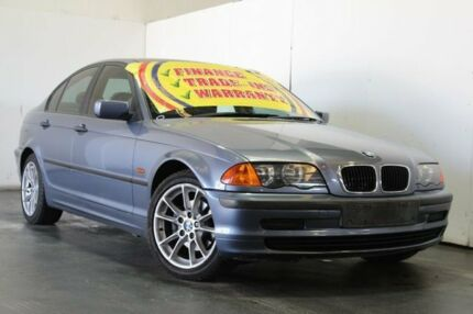 2000 BMW 318I E46 Grey 4 Speed Auto Steptronic Sedan