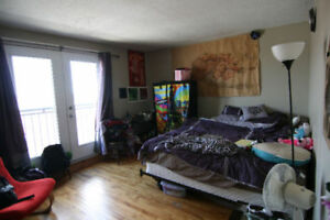 Bright bachelor apartment available for Jan. 1st | South End