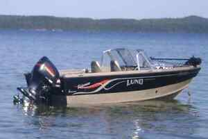 2000 Lund Boat Co Fisherman