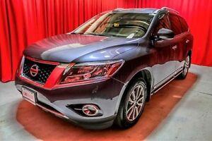 2014 Nissan Pathfinder LOW KM! 4X4! LEATHER! Kingston Kingston Area image 4