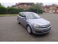Vauxhall Astra 2006 1.6 Twinport For Sale - Design Version - 91k Miles