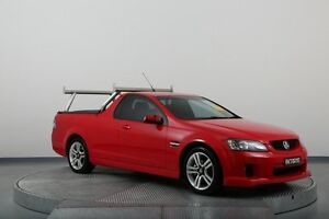 2009 Holden Ute VE MY09.5 SV6 Red 5 Speed Sports Automatic Utility Old Guildford Fairfield Area Preview