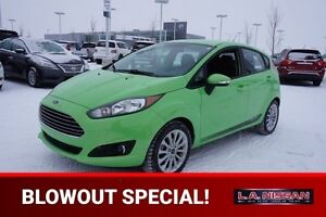 2014 Ford Fiesta SE AUTOMATIC Accident Free,  Bluetooth,  A/C,