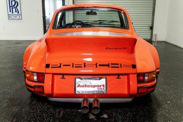 Image 4 Coche Americano de época Porsche 911 1974