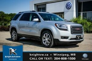 2014 GMC Acadia SLT1 AWD w/ Leather Cooled Seats/3rd Row Seating