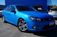 2011 Ford Falcon FG XR6 Blue 6 Speed Sports Automatic Sedan Pearce Woden Valley Preview