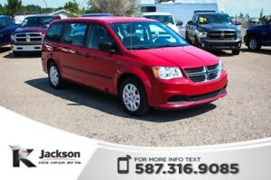2016 Dodge Grand Caravan Canada Value Package - Accident Free, L