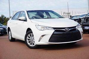 2015 Toyota Camry ASV50R Altise White 6 Speed Sports Automatic Sedan Balcatta Stirling Area Preview
