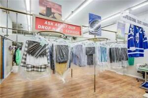 Successful  Dry Cleaning Plant/Depot for sale $235,000