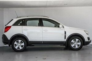 2011 Holden Captiva CG Series II 5 AWD White 6 Speed Sports Automatic Wagon Bellevue Swan Area Preview