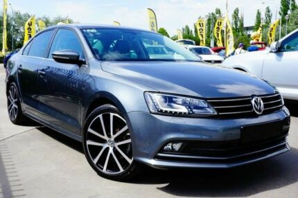 2017 Volkswagen Jetta 1B MY17 155TSI DSG Highline Sport Grey 6 Speed Sports Automatic Dual Clutch Pearce Woden Valley Preview