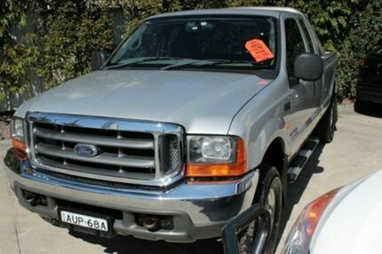 2005 Ford F250 RN XLT (4x4) Silver 4 Speed Automatic Utility East Maitland Maitland Area Preview