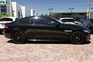 2015 Jaguar XE X760 MY16 25T R-Sport Black 8 Speed Sports Automatic Sedan Osborne Park Stirling Area Preview