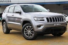 2013 Jeep Grand Cherokee WK MY2013 Laredo Silver 5 Speed Sports Automatic Wagon Greenacre Bankstown Area Preview