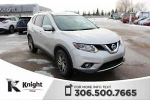 2014 Nissan Rogue SL! Navigation! Back Up Camera! Low KMs!