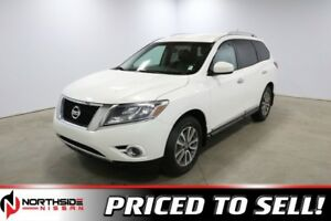 2014 Nissan Pathfinder AWD SL Accident Free,  Leather,  Heated S