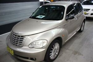 2008 Chrysler PT Cruiser PG MY2007 Touring GT Gold 5 Speed Manual Wagon Maryville Newcastle Area Preview