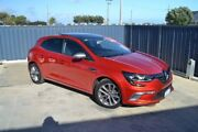 2016 Renault Megane BFB GT-Line EDC Red 7 Speed Sports Automatic Dual Clutch Hatchback Beresford Geraldton City Preview