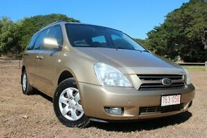 2006 Kia Grand Carnival VQ (EX) 5 Speed Automatic Wagon The Gardens Darwin City Preview