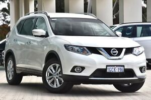 2016 Nissan X-Trail T32 ST-L X-tronic 2WD White 7 Speed Constant Variable Wagon Victoria Park Victoria Park Area Preview